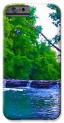 Wissahickon Waterfall IPhone Case by Bill Cannon
