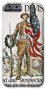 World War I: U.s. Army IPhone Case by Granger