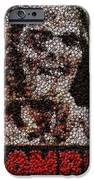 Zombie Bottle Cap Mosaic IPhone Case by Paul Van Scott