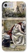 Archimedes  IPhone Case by Granger