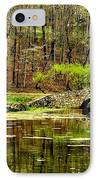 Arkansas Tranquility IPhone Case by Benjamin Yeager