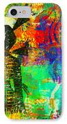 At The Carnival IPhone Case by Angela L Walker