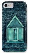Attic Window IPhone Case by Jill Battaglia