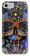 Death Can't Break Our Love IPhone Case by Sean Ward