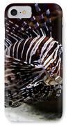 Devil Firefish IPhone Case by Aidan Moran