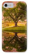 Dreaming IPhone Case by Debra and Dave Vanderlaan