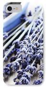 Dried Lavender IPhone Case by Elena Elisseeva