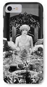 Duchess Of Buffalo, 1926 IPhone Case by Granger