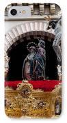 Jesus Christ On The Cross In Cordoba IPhone Case by Artur Bogacki