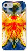 My Angel IPhone Case by Omaste Witkowski