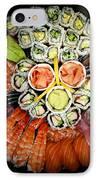 Sushi Party Tray IPhone Case by Elena Elisseeva