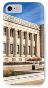 The Field Museum In Chicago IPhone Case by Paul Velgos