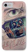 They Live IPhone Case by Christopher Soeters