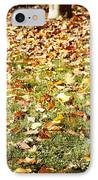 Autumn IPhone Case by Les Cunliffe