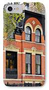 1817 N Orleans St Old Town Chicago IPhone Case by Christine Till