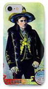 1880 Lighthall's Medicine Show IPhone Case by Historic Image