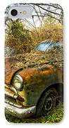 1949 Ford IPhone Case by Debra and Dave Vanderlaan