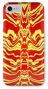 Abstract 48 IPhone Case by J D Owen