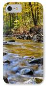 Autumn Stream IPhone Case by Frozen in Time Fine Art Photography