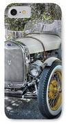 Ford Roadster IPhone Case by Louise Reeves