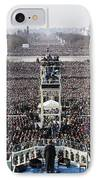 Inauguration IPhone Case by JP Tripp