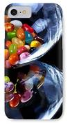 Jellies IPhone Case by Camille Lopez