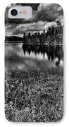 Lake Abanakee In The Adirondacks IPhone Case by David Patterson