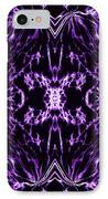 Purple Series 2 IPhone Case by J D Owen