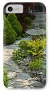 Tranquil Garden  IPhone Case by Elena Elisseeva