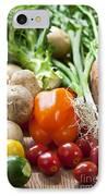Vegetables IPhone Case by Elena Elisseeva
