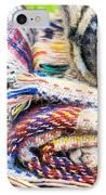 Blankets IPhone Case by Tom Gowanlock