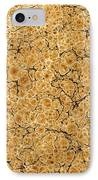 Decorative End Paper IPhone Case by English School