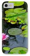 Lilly Pads IPhone Case by Frozen in Time Fine Art Photography