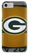 Green Bay Packers IPhone Case by Joe Hamilton