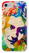 Robert Plant IPhone Case by Marvin Blaine