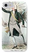Thomas Paine (1737-1809) IPhone Case by Granger
