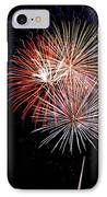 4th Of July 7 IPhone Case by Marilyn Hunt