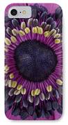 Anemone IPhone Case by Mark Johnson