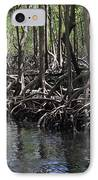 Mangrove Forest In Los Haitises National Park Dominican Republic IPhone Case by Andrei Filippov