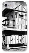 6th Street Station IPhone Case by John Rizzuto