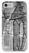 Cleopatra Vii (69-30 B.c.) IPhone Case by Granger