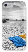 A Beautiful Day IPhone Case by Edward Kreis
