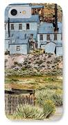 A Bodie View From Above IPhone Case by Joseph Coulombe