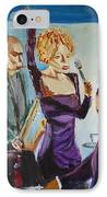 After Hours IPhone Case by Judy Kay