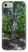 Aging Gracefully IPhone Case by Kelvin Booker