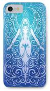 Air Spirit V.2 IPhone Case by Cristina McAllister