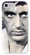 Al Pacino Again IPhone Case by Tony Rubino