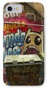 Alley Graffiti IPhone Case by Stuart Litoff