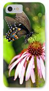 Amazing Butterfly IPhone Case by Marty Koch