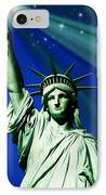 America IPhone Case by Diana Angstadt